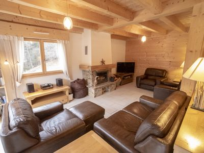 Photo for NEW Chalet - Close To Centre and Ski Lifts