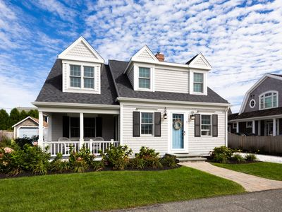 Photo for Sea Gem - Beach house, Central AC & walk to town - 5 Sea Breeze Ave Harwich Port