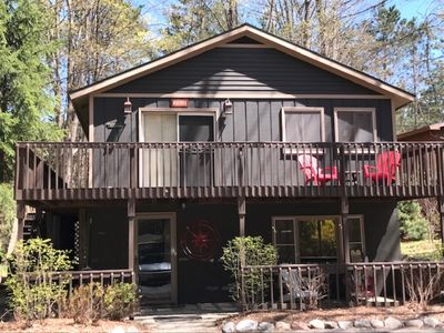 Photo for Beautifully updated Crystal Mountain Resort home in a prime location.