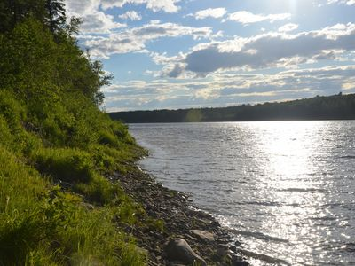 Photo for Ruffed Grouse Lodge located on the Southwest Miramichi River