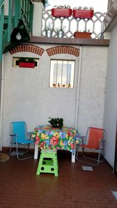 Photo for Little house La Terrazzina near pinewood, city center and seaside