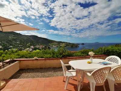 Photo for Apartment Punta Morcone in Elba Capoliveri - 5 persons, 1 bedrooms