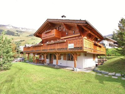 Photo for Luxury Chalet close to the center of Verbier.