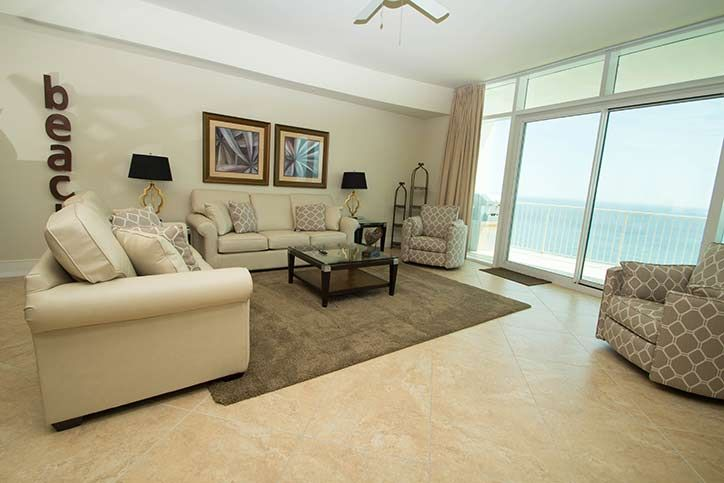 Welcome to paradise 17th floor 3 bedroom homeaway beach for 100 floors 17th floor
