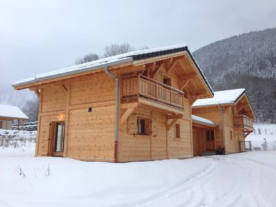 Photo for Alpine Chalet for Winter or Summer
