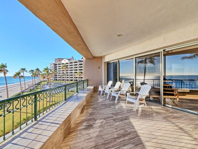 Photo for Sonoran Spa E-301 Keep Calm & Spa On 2 BR Oceanfront Newly Renovated