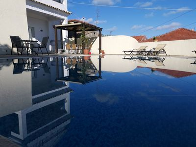 Photo for Beautifully restored Villa, with private pool and full air condition.