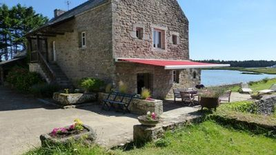 Photo for Idyllic view in a unique place, mill on Carnac / Trinité sur Mer