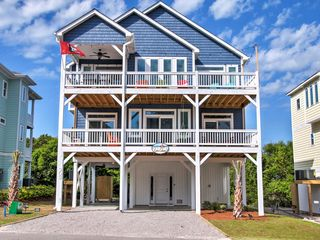 Charming Surf City House w