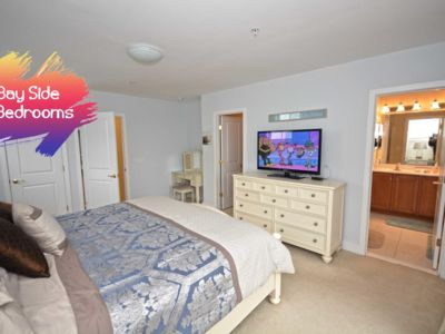 Luxury 3 Bedroom Townhouse just steps to the beach, with free WiFi and big size living room perfect for a big family.