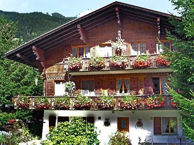 Photo for Apartment in Grindelwald with Parking, Internet, Washing machine, Balcony (38359)