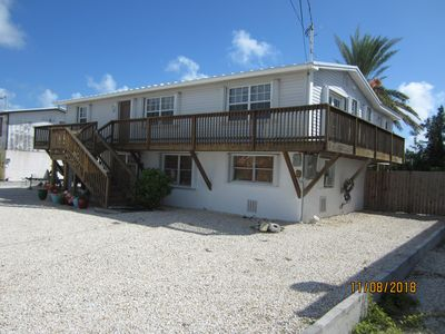 Photo for *NEW Listing*  Modern, Clean and Comfy- On Canal with 50 ft Dock!