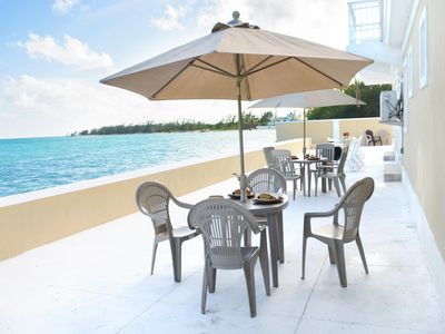 WATERFRONT HAVEN - Oceanfront Escape in Eastern Nassau! NO HURRICANE DAMAGE