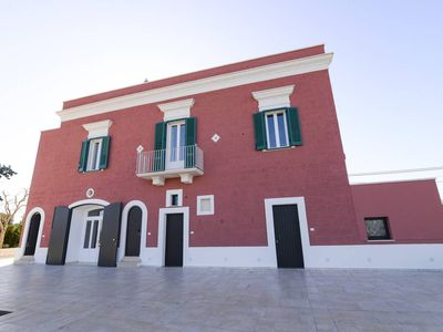 Photo for House with swimming pool in period villa in Monopoli n. 2