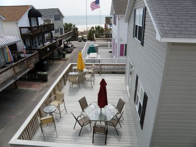 Close to the Beach and Beautiful Views, lots of space for outside entertaining.