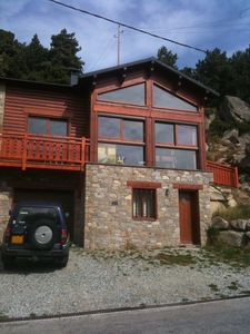 Photo for Chalet upscale Magnificent panorama ideal families