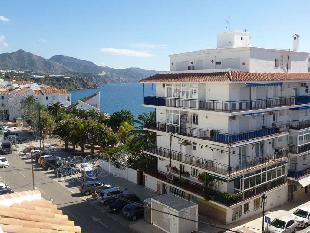 Nerja Apartment Rental   Rocamar. Location Location Location. Close To The  Sea