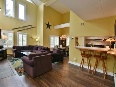 Photo for Three bedroom condo at MountainWalk in Blue Mountains/2344