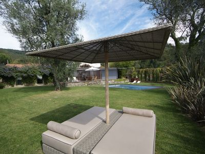 Photo for 3 bedroom Villa, sleeps 7 in Calheiros with Pool and WiFi