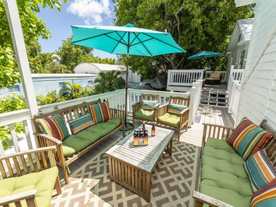 Photo for Rose Lane Villas - Villa Grande - 3 bedrooms - Downtown Key West