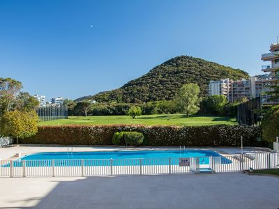 Photo for 1 Bedroom, 4 Guests, Pool, Parking, Golf, Beach and Shops