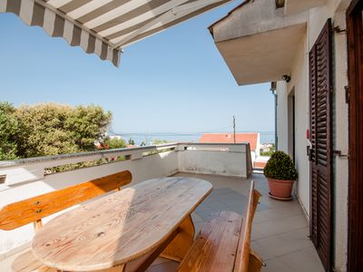 Photo for Apartments Josip (28881-A3) - Lun - island Pag