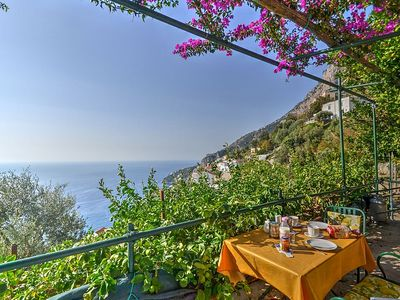 Photo for Casa dei Cappuccini B: An elegant and welcoming apartment which faces the sun and the sea, with Free WI-FI.
