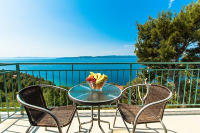 Apartment / app  for 6 guests with 65m² in Makarska (73644) - Brela