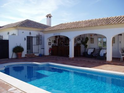 Photo for Spectacular Large Upmarket Villa, Private Pool , Courtyard & Gardens
