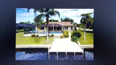 Photo for Waterfront Property that leads into the Gulf of Mexico