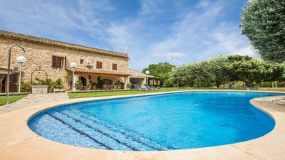 Photo for Julian - Great house with pool and tennis court