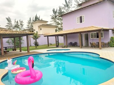 Photo for 6BR House Vacation Rental in Unamar, RJ