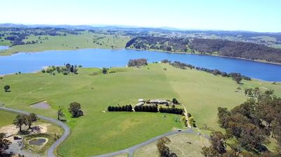 Photo for ABSOLUTE LUXURIOUS LAKEFRONT HOMESTEAD AT ALPINE LAKE OF OBERON BLUE MOUNTAINS