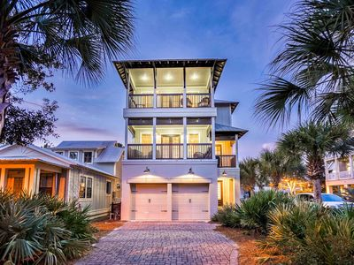 Photo for Southside 30A Home, Golf Cart, Close to Gulf and Pool