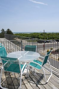 Photo for RIGHT ON THE BEACH - HALF PRICE FOR JUNE 7 SEPT.  Can't beat the view!!