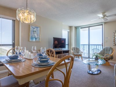 Photo for WaterPointe II Wake to Shimmering Sunrise Views From Your End Unit Balcony!