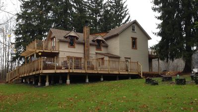 Photo for Beautiful House 1 Mile From Hunter Mountain