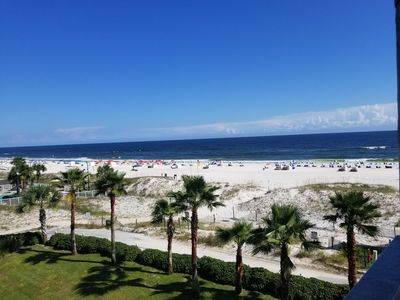 Photo for Seascape #307 Gulf front 3/2 w/loft. Book now for Spring & Summer 2018!Sleeps 10