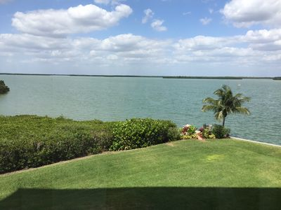 Photo for Windward Point #210 Comfortable condo with beautiful view of the bay