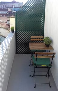 Photo for Cozy apartment in a typical portuguese building