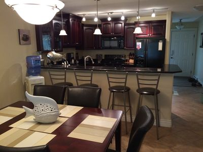 Photo for 2 Bedroom, 2 Bathroom/condo At Mabel Lake With Pool, Hot Tub And Lake