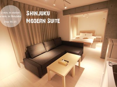 Photo for 33A new house in shinjuku/great access