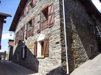 Photo for Holiday house Les Menuires for 13 persons with 4 bedrooms - Holiday house