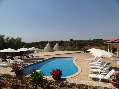Photo for Trulli lands 2 holiday homes