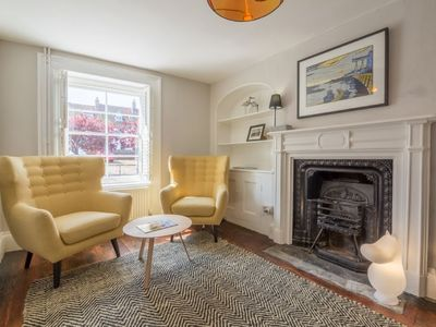 Photo for A stunning double fronted period house, set over four floors.