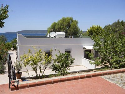 Photo for 3 bedroom Villa, sleeps 6 in Güvercinlik with Air Con and WiFi