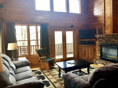 Photo for Timberhaus Cabin, for your Special Getaway!