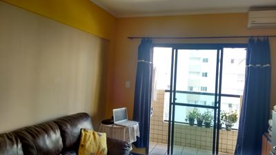 Photo for Great Fit 1 Bedroom in Praia Grande