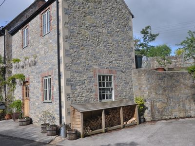 Photo for Cottage In Prestleigh, Somerset, England
