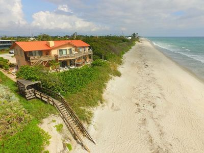 Photo for Luxury Oceanfront Apartment At Melbourne Beach House -- The Ibis (NEW Listing)